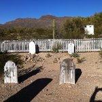 Town graveyard.....lots of funny gravestones :)