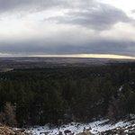 View from halfway up Flatiron #2