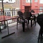 Open Air Seatings