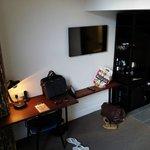 Lounge room of the Loft