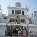 another temple in ramtirth circle