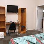 Motel unit interior 1