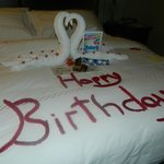 Butlers did this for my birthday