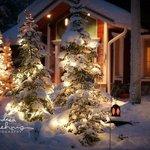 Christmas Poro äkäslompolo
