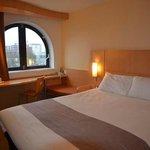 room 323 view 2 of bedroom