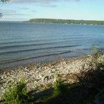 Shoreline on Eagle Trail