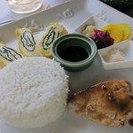 Japanese lunch, super Japanese alike!!!