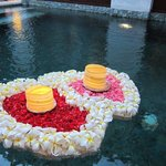 private pool decoration