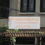 Hotel Signboard