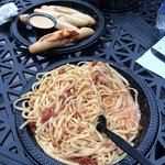 Food from Paisano's