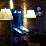 Eingangsbereich (Loungebereich)