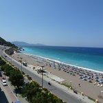 4х цветное Эгейское море