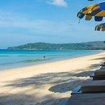 Surin Beach whit a private beach & restaurant