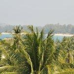 view on on Bang Tao Beach