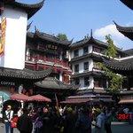 Yuyuan Garden-Shanghai
