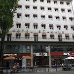 Любимый Стахус-отель