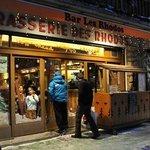 Bar brasserie les Rhodos