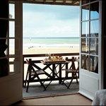 Balcon et vue sur la mer