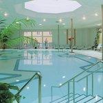 Санаторий Бетховен - термальный бассейн