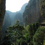 Yandang mountains