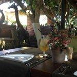 Φωτογραφία: The Garden Restaurant