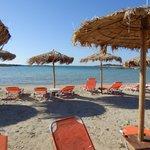 пляж элефонисси