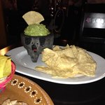Loved the Guacamole bowl.