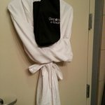 Bath Robes included!