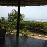 view from samakai room veranda