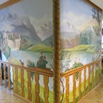 dipinto sala ristorante