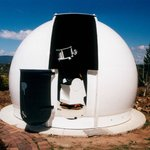 In-house astronomical observatory dome