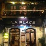 La Place by night