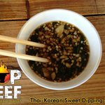 TOP BEEF Thai Korean Dipping Sauce