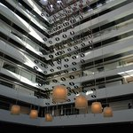 Atrium architecture