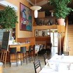 Restaurantbereich innen