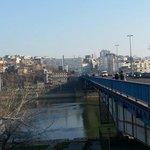 Бранков мост через Саву