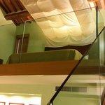 la camera al piano superiore