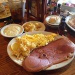 Country Boy Breakfast!!