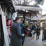 stop in Xian Tian Di