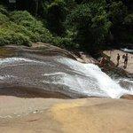 Cachoeira muita boa recomendo