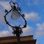 Teatro Massimo・・・お洒落な街灯
