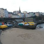 Tenby & the bay