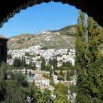 Udsigt fra Alhambra
