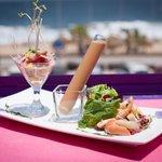 Gazpacho de erizos, degustacion sensacion afrodisiaca fria
