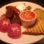 Our Farmhouse Full English Breakfast