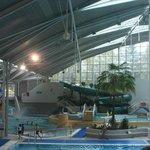 sydney aquatic centre, la parte ludica.. ^^