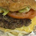 great cheese burger