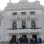 façade de de l'Opéra