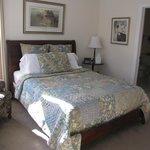 Travelers Rest Bedroom