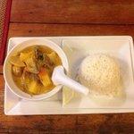Cena magnifica ! Vera cucina thai !
